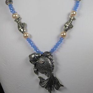 Jewelry - Fish Necklace